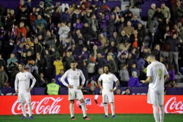 "Real Madrid cae en el ""Ciutat de València"""