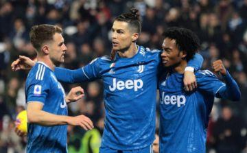 Cristiano Ronaldo afianza el liderato de Juventus en la Serie A italiana