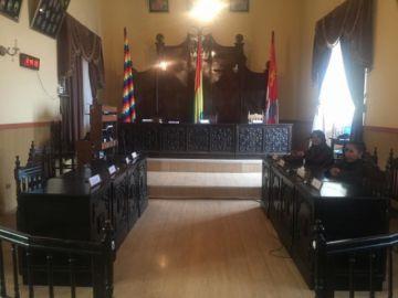 Concejo Municipal no logra reiniciar su trabajo