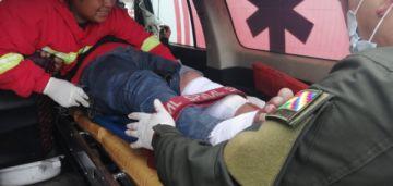 Choque causa por lo menos tres muertos en camino Potosí – Cuchu Ingenio
