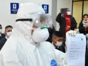 Reportan caso sospechoso de coronavirus en La Paz