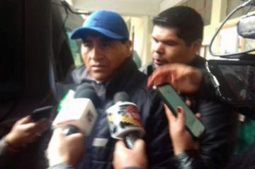 El exministro Cocarico es enviado a la cárcel acusado de 4 delitos