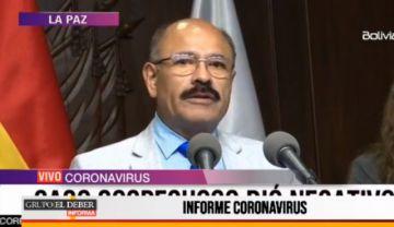 Se descarta que paciente sospechoso tenga coronavirus