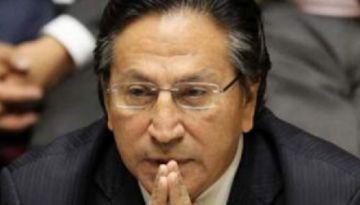 Justicia peruana analiza la extradición de Toledo