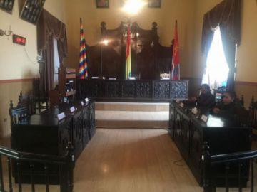 Concejo Municipal no logra reiniciar trabajo legislativo
