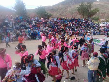 Hoy lanzan el Carnaval tradicional en Tarapaya