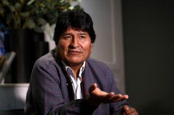 Diputada del PDC denunciará a Evo Morales por sedición