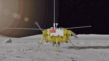 Chang'e 4 ya ofrece datos sobre el lado oculto de la Luna