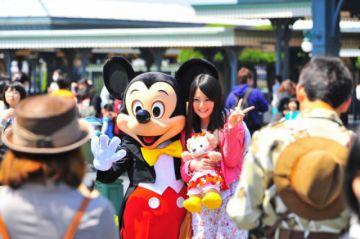 Disneyland japonés quedará cerrado hasta el 15 de marzo
