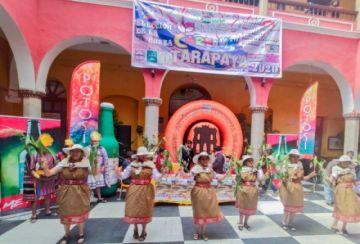 Tarapaya presentó su  carnaval  tradicional (video y fotos)