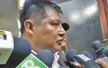 Exdirector del INRA es enviado a la cárcel y reconoce que no tiene título profesional