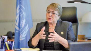 """Califican de """"ataque a Bolivia"""" el informe de Michel Bachelet"""
