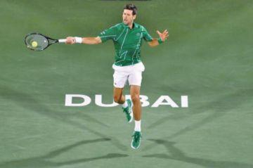 Djokovic gana y jugará la final ante Tsitsipas