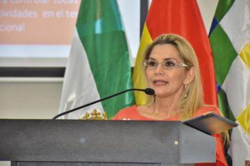 "Jeanine Áñez: carteles ""narco"" y hasta mafias rusas operan en Bolivia"