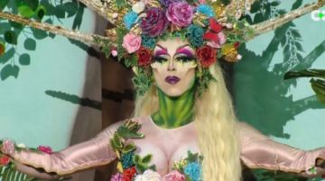 Coronan a Drag Sethlas, Drag Queen del Carnaval de Gran Canaria 2020