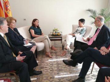 Bolivia y España acuerdan una hoja de ruta para normalizar sus relaciones
