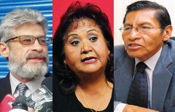 Alistan denuncia contra fiscales y jueces por anulado caso terrorismo