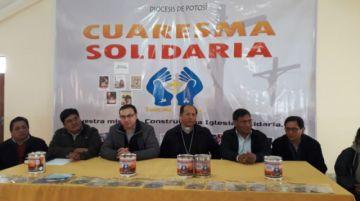 Lanzan la campaña Cuaresma Solidaria