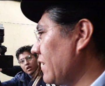 Excanciller Diego Pary presenta un recurso de revisión extraordinaria ante el TSE