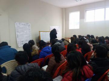 TED en Potosí aguarda la llegada del PNUD para capacitaciones