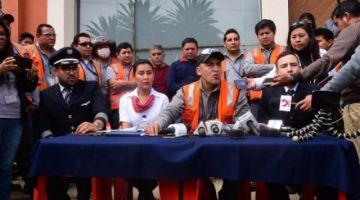 Trabajadores denuncian mal manejo de la aerolínea BOA