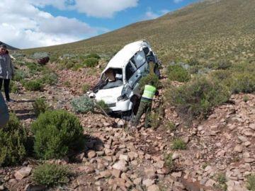 Una persona muere en la vía Potosí-Uyuni
