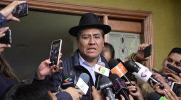 El TSE analizará el recurso extraordinario presentado por Diego Pary