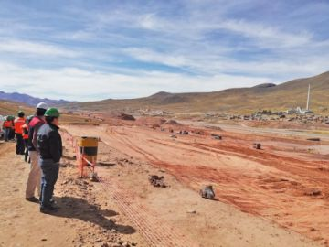 Proyecto del aeropuerto puede frustrarse por falta de recursos