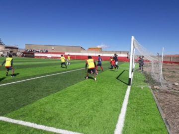 Selección masculina de fútbol define onceno para hexagonal