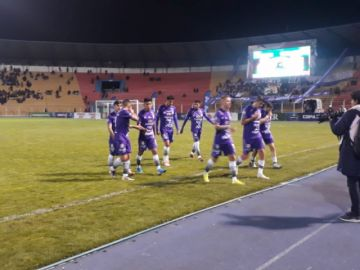 Real Potosí termina empatado 2-2 frente a Oriente Petrolero
