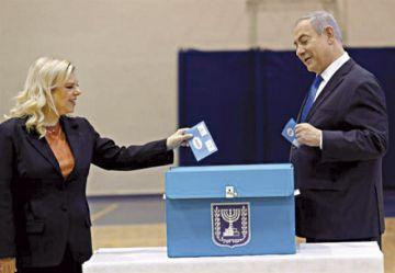Netanyahu busca respaldo tras su triunfo en las urnas