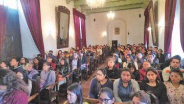 Inicia capacitación a notarios electorales en Chuquisaca