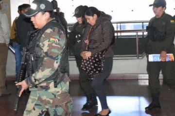 Condenan a 15 años de prisión a Elba Terán por tráfico de drogas