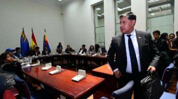 Amplían investigación en proceso por sedición y terrorismo contra Evo
