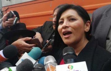 """Chapetón dice que """"grupos radicales"""" del MAS quieren dañar a El Alto"""