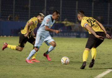 Bolívar cae ante Guaraní  en el inicio de la Libertadores