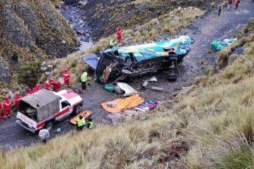 Accidentes de tránsito: 104 personas perdieron la vida entre enero y febrero