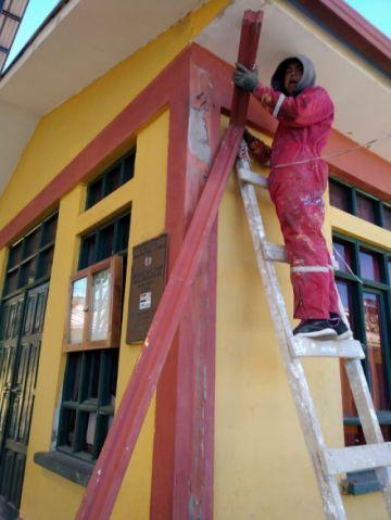 Programan reparación de unidades educativas