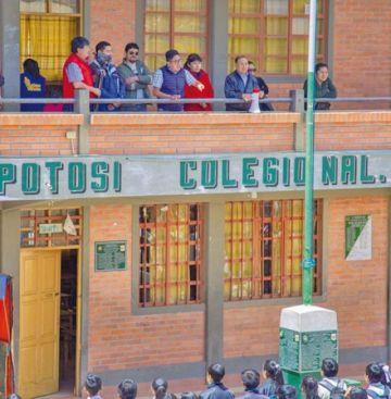 Buscan atender al Colegio Berríos