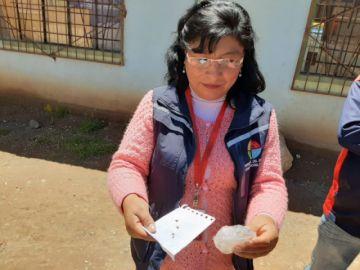 Defensoría pide a autoridades aplicar el SUS en el Penal de Cantumarca