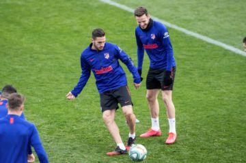 """Atlético y Sevilla se miden en el """"Metropolitano"""""""