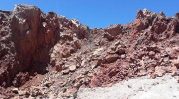 Cívicos verifican más daños en el Cerro Rico y demandan solución