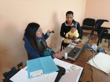 Restituyen el derecho a la identidad de un bebé en plena cárcel pública