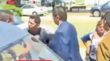 Gobierno se disculpa tras agresión de un oficial contra un productor