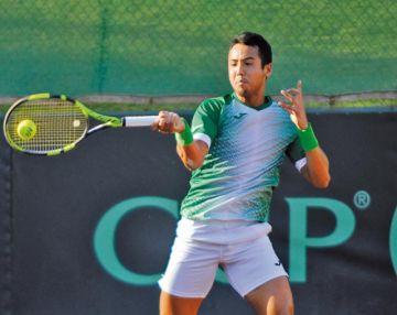 Bolivia avanza firme en la Copa Davis