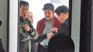 Juez amplía la detención del gobernador Esteban Urquizu por 40 días más
