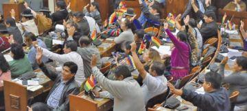 Afirman que el MAS busca desestabilizar con censura