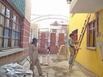 Repararán escuelas en el mes de marzo