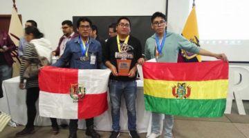 Potosinos logran oro y bronce  en competencia internacional