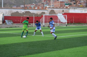 Felipe Hartmann, Sinchi Wayra y Juva ascienden a Primera A
